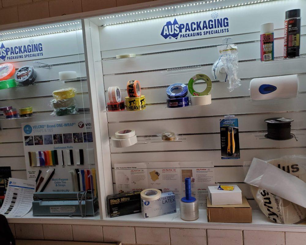 Auspackaging Product Line