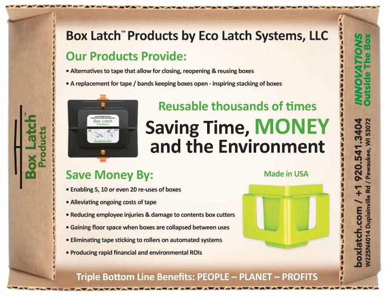 Box Latch Trifold Brochure electronic version - back
